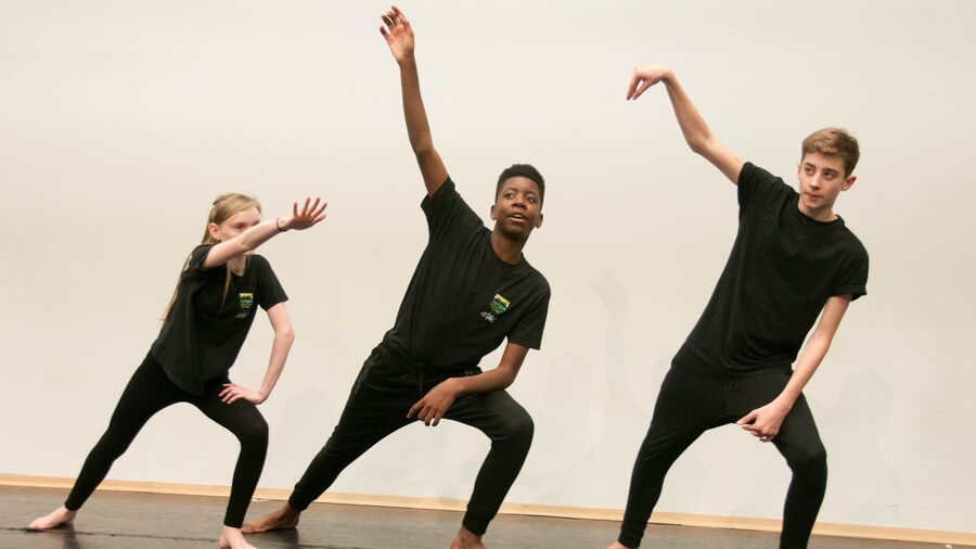 Horizon Dance workshop