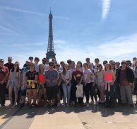 Catering and Hospitality students visit Paris