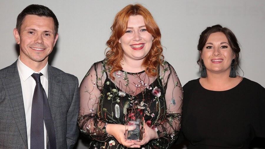 Jamie-Leigh Mitchell award
