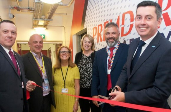Barnsley College and Premdor launch new Academy