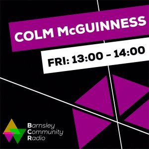 Colm McGuinness radio show