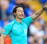 College return for renowned referee Darren England
