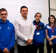 Paul's passion motivates Sport students