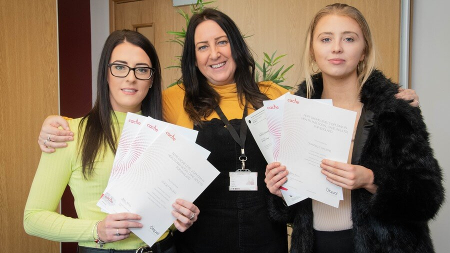 Adult Care Worker apprentices