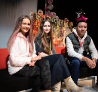 Creative students gain industry insight