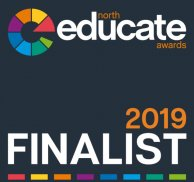We have been shortlisted in the Educate North Awards