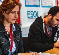 English for Speakers of Other Languages (ESOL) Open Day