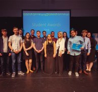 Exceptional students honoured